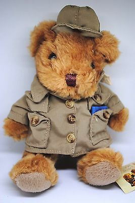 The TEDDY BEAR Collection No: 5 EDMOND THE EXPLORER with Maps
