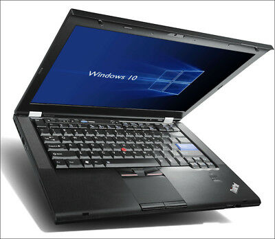 Lenovo ThinkPad T420S i5 2x2.50GHz 4GB 128GB SSD HD+ 1600x900 BT DVD Win10 Pro
