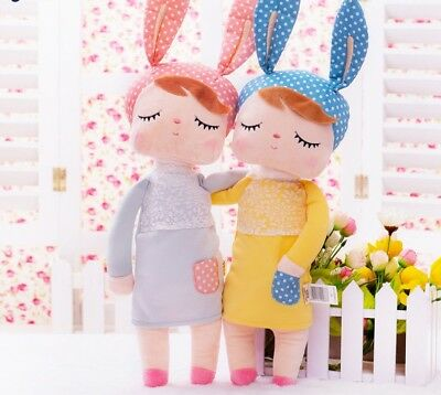Kawaii Stuffed Plush Animals Cartoon Kids Toys Angela Rabbit Doll Baby Gift Kit