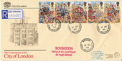 1989 Lord Mayor - G&P City of London 'Special' - Bovingdon CDS