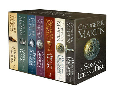 A Game Of Thrones (7 Books on disc): A Song Of Ice & Fire EXTRAS!! DIGITAL BOOKS