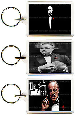 The Godfather Keyring 50mm x 35mm