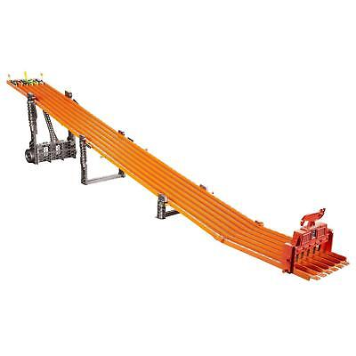 Hot Wheels Super 6-Lane Raceway With Lights & Sounds