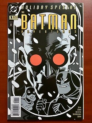 Batman Adventures Holiday Special #1 ~ 5Th Appearance Harley Quinn!