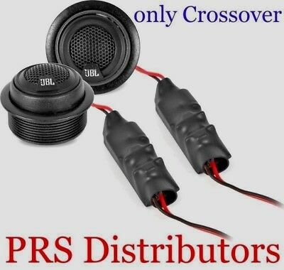 TWEETER PASSIVE CROSSOVERS CAR AUDIO TWEETER CROSSOVERS One Pair