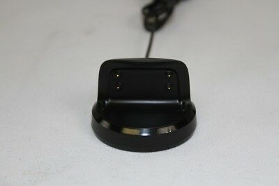 Genuine Original Samsung Gear Fit 2 II Charging Cradle Dock Black - EP-YB360
