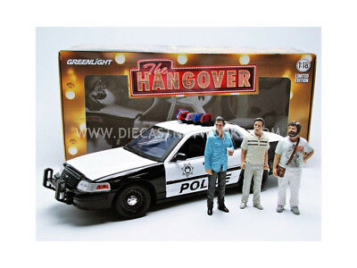 Greenlight Collectibles - 1/18 - Ford Crown Victoria - The Hangover - Very Bad T