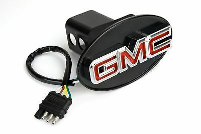 Reese Towpower 86061 Licensed LED Hitch Light Cover with GMC Logo New