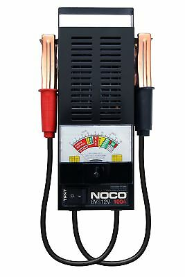 NOCO BTE181 100-Amp Testmaster Battery Load Tester New