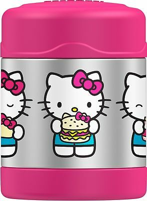 THERMOS Funtainer 10 Ounce Food Jar Hello Kitty New