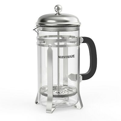 Classic French Press Nuovoware 0.88 Quart Filter French Press / Coffee & ... New