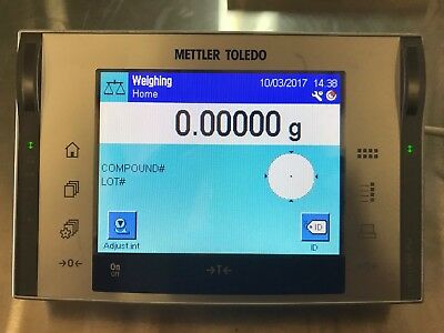Mettler Toledo Excellence Plus Digital Display for Analytical Balance