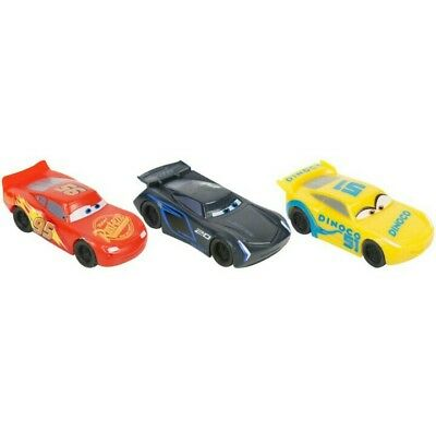 Mattel fcw00 cars 3 movie jackson storms transforming for Three jackson toy