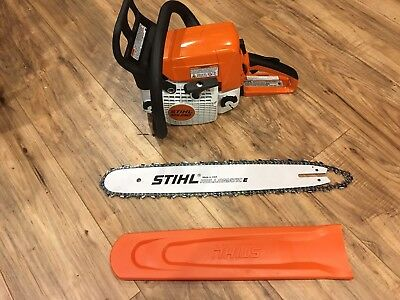 "Stihl MS250 Chainsaw BRAND NEW Unit - 18"" Bar- Bar Cover Included. SHIPS FAST"