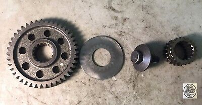 2001 Suzuki Vl800 Volusia Front Cam Chain Drive Gear Sprocket Oem 12741-41F00