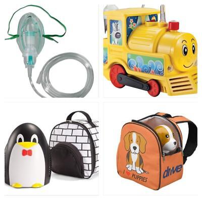 Pediatric Nebulizer for Asthma COPD , Train, Beagle, OR Penguin..FREE SHIPPING!