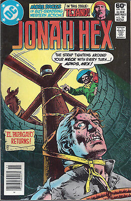 JONAH HEX #54  Nov 81
