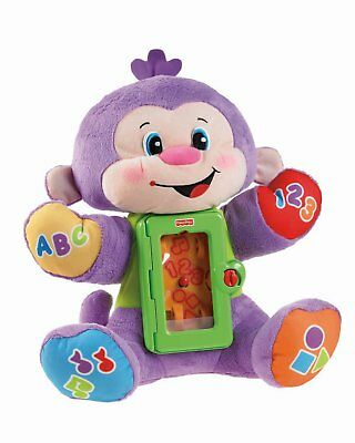 Fisher-Price Laugh and Learn Apptivity Monkey X4544-CO