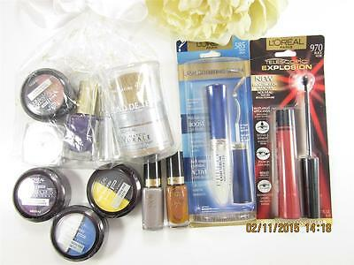 L'OREAL 12 Incredible Make Up Products for an Incredible Price ! All BN Sealed