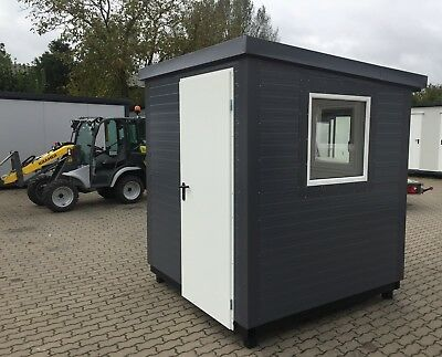 neu b rocontainer wachschutzcontainer sicherheitsdienst bau security eur. Black Bedroom Furniture Sets. Home Design Ideas