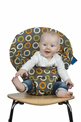 Totseat Chair Harness The Original Washable and Squashable Portable Travel Hi...