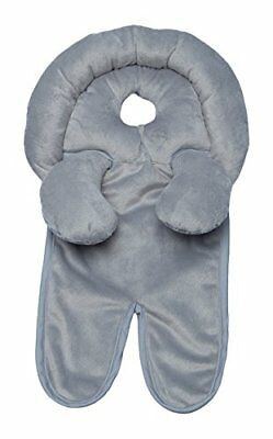 Boppy Infant to Toddler Head and Neck Support Prism Gray