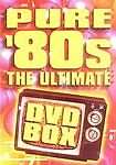 Pure 80s The Ultimate DVD Box DVD 2006 3-Disc Set New Wave Video Idols Headbang