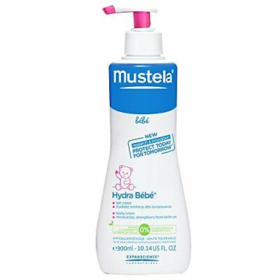 Mustela Hydra Bebe Body Lotion 10.14 fl. oz.