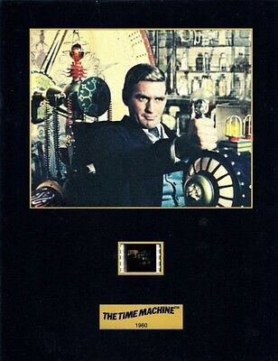 """TIME MACHINE"" (H.G. Wells) - Limited Edition Mounted senitype Film Cell"