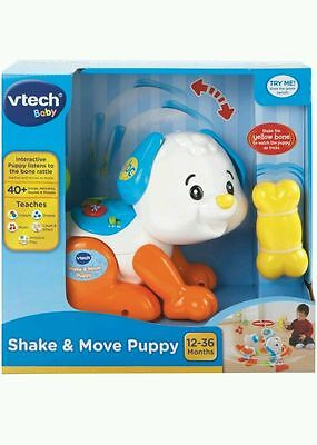 VTech Baby Shake and Move Puppy*Brand New*