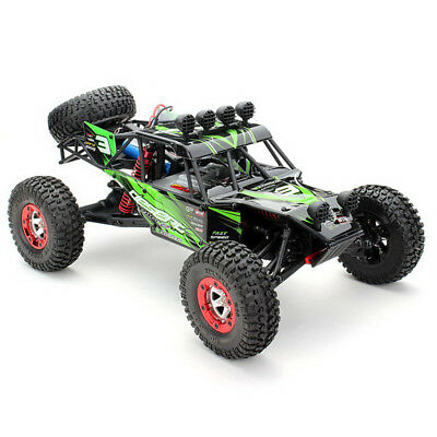 1/12 2.4G Remote Control Car 4WD Off-Road Truck Desert RC Cross-country Buggy