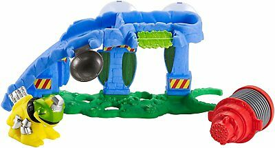Dinotrux Squirtin Trux Wash Bath Toy