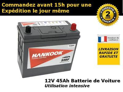batterie de voiture hankook ax s65d26r 12v 75ah 750cca garantie 2 ans eur 140 92 picclick fr. Black Bedroom Furniture Sets. Home Design Ideas