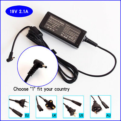 AC Power Adapter Charger for ASUS Mini Eee PC 19V 2.1A 2.5x0.7mm