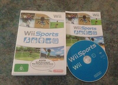 Wii Sports Nintendo Wii Game
