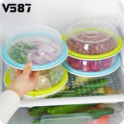 1 Peace Platemate Silicone Plates Cover Microwavable Sealing Lids Fresh Keep Lid