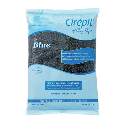 Cirépil Cirepil Perron Rigot Blue Wax Beads Genuine 800g Non strip