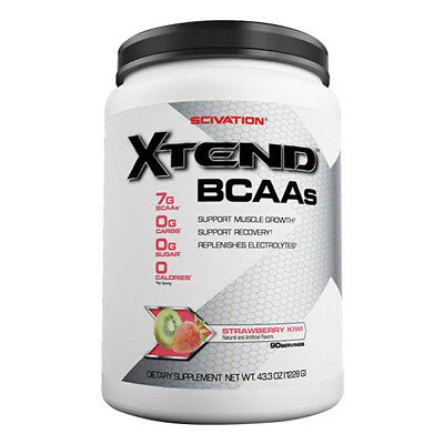 Scivation Xtend BCAA Branch Chain Amino Acid Powder 90 Servings All Flavours