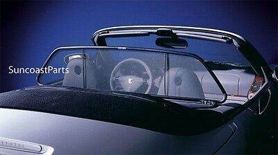 Porsche 911 Convertible Wind Deflector - 996 997 GTS Turbo (1999-2012)