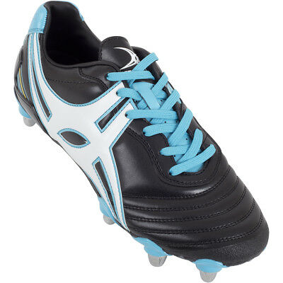 Clearance Line New Gilbert Forwards Academy Rugby Boots Size 14
