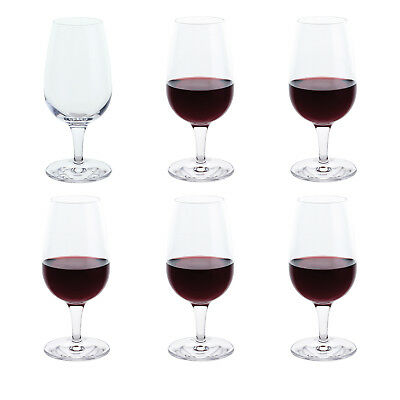 Dartington Crystal - After Dinner Collection Set of 6 Port Glasses in Gift Box