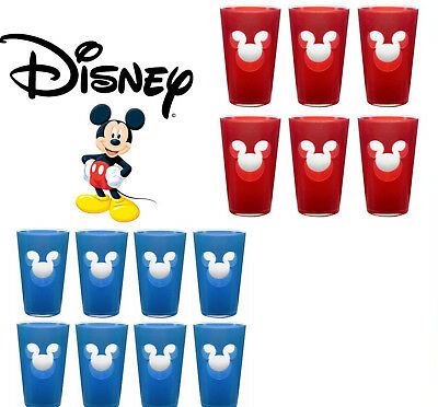 56 x Wholesale Joblot Disney Hi Ball Glass Cup Drink Kids Adult Toys Games