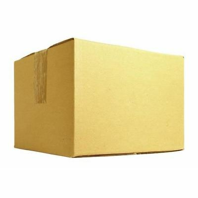 Single Wall 305x254x254mm Brown Corrugated Dispatch Cartons [JF00543]