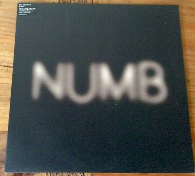 """Pet Shop Boys – Numb Ltd Edition, 12"""" vinyl, Promo Copy Never Used Or Played"""
