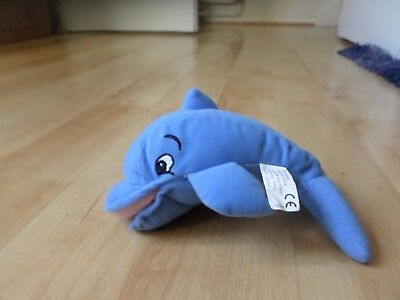 Plush soft toy  Figure  Disney   The Little Mermaid Dolphin
