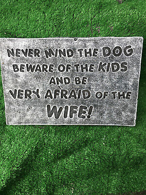 Fibreglass Case And Mould/ Wall Plaque Mould/ Funny Saying