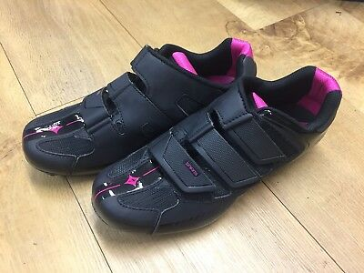 Specialized Spirita Womens Road Shoe Black/Pink 40 Size 6.5  - BRAND NEW RRP £75