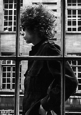 Bob Dylan London May 1965 Outside of a Window Poster  23.5 x 33 UK Import