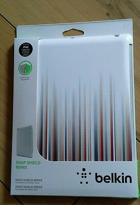 Belkin iPad 2 and 3rd Generation Snap Shield Secure Protect Cover Case