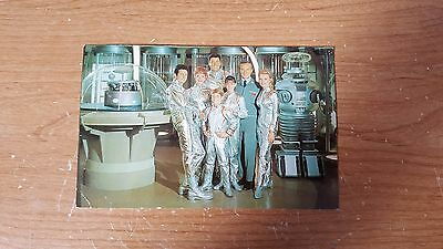 Lost in Space 1960s  POSTCARD